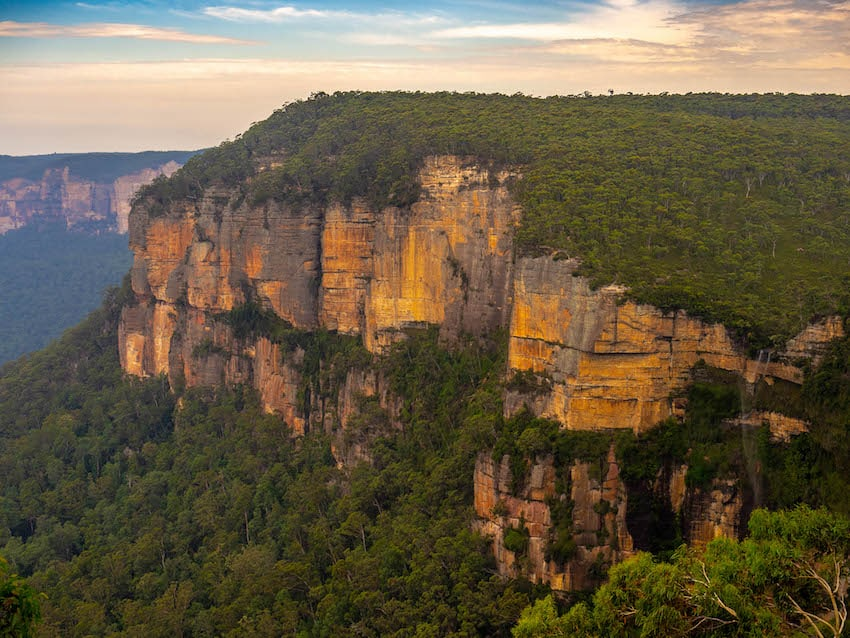 Blue Mountains National Park Australia best national park in the world.