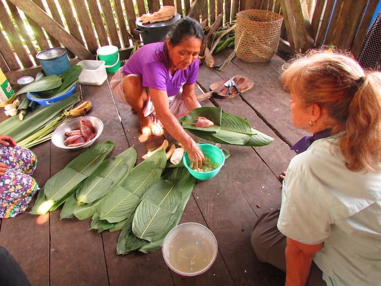 Traverse Journeys supporting women in travel in Ecuador
