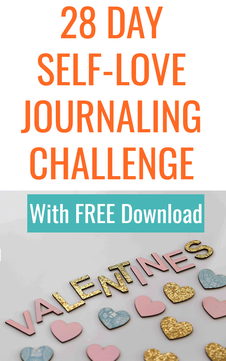 28 day self-love challenge
