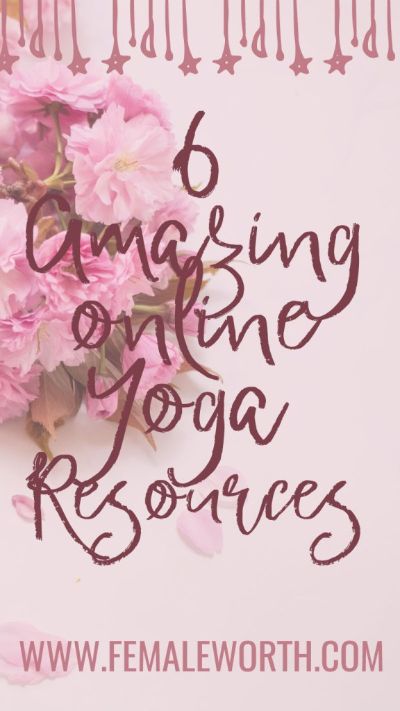 online yoga resources