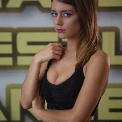 Callisto Strike - Woman Wrestler