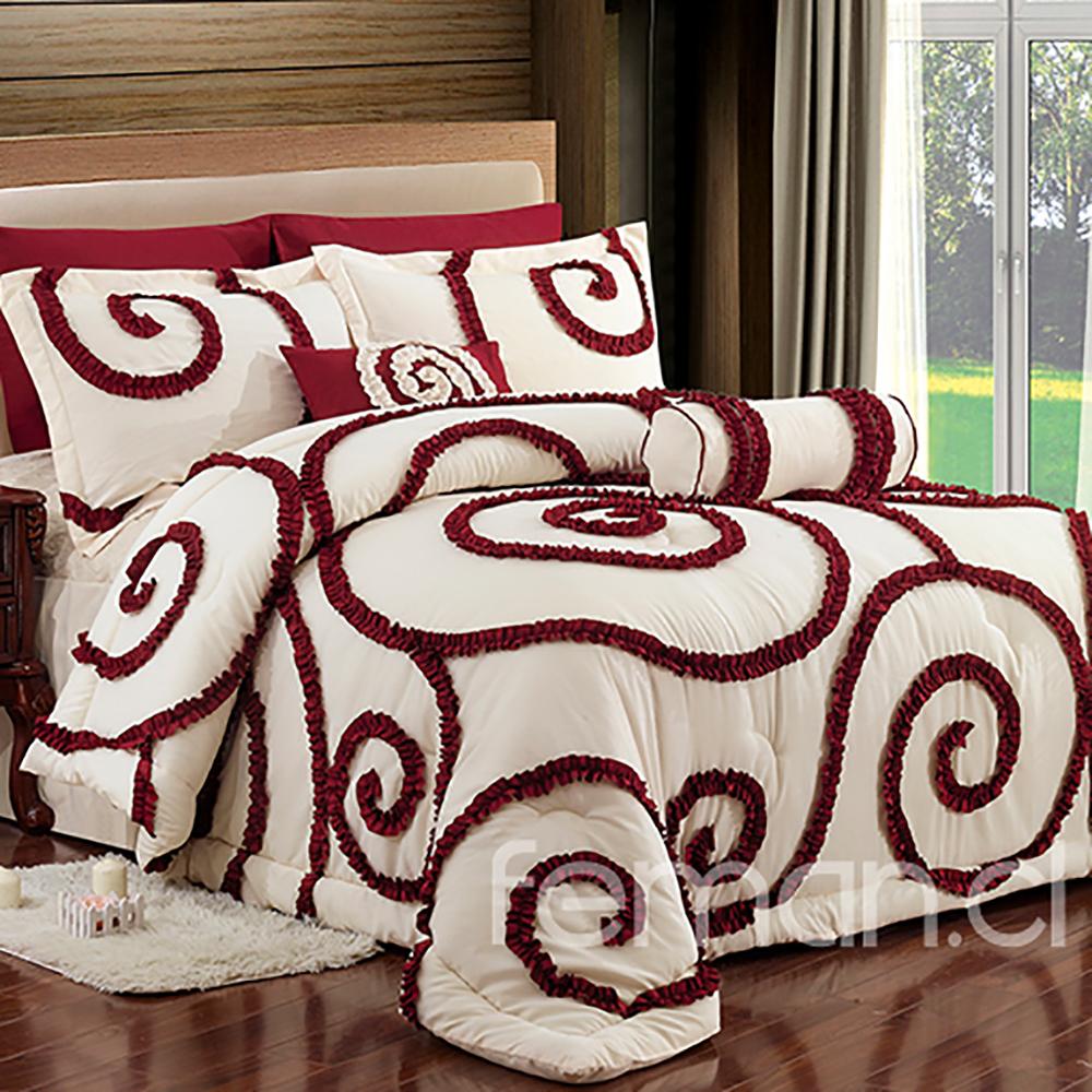 Plumón-diseño-Shiny-C rojo y blanco