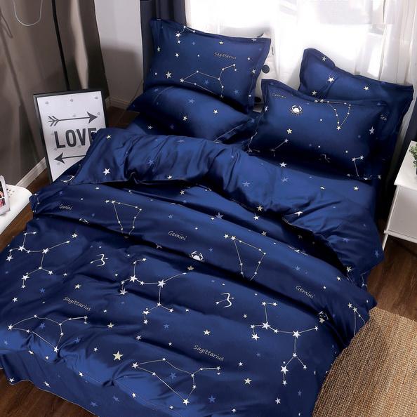 sabanas con estrellas
