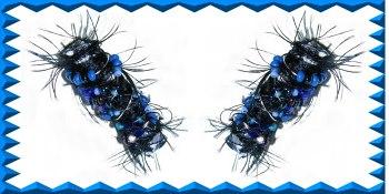 Fiber Art Beads