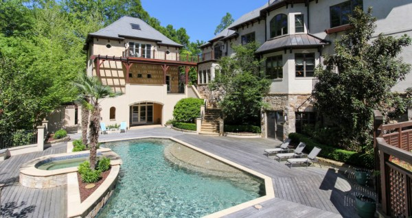 fciwomenswrestling.com article, photo C'est la Joie | 2604 Chelmsford Court | Luxury Real Estate