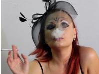 Hot Femdom Smoking Fetish