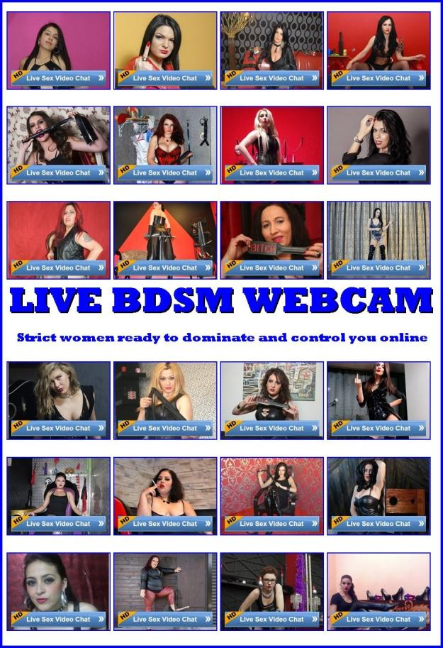bdsm webcam chat