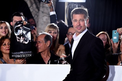 Брэд Питт заметно посвежел после развода с Джоли (Фото ...