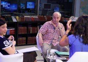 """Interviu """"Adevărul""""- 2013"""