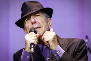 Leonard Cohen. Photo: Gonzales Photo/Tord Litleskare/Corbis
