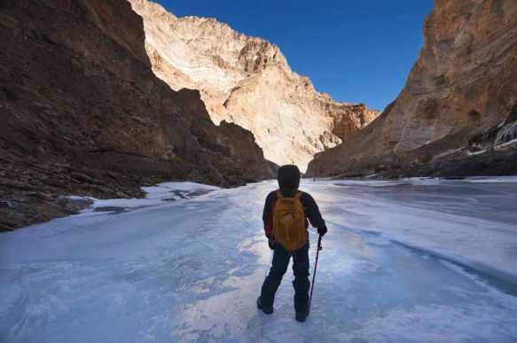 Trekking in Ladakh: Chadar Trek   Femina.in