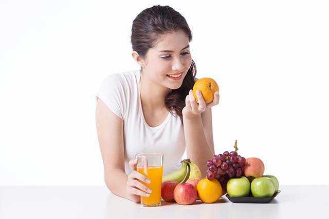 vitamin c and iron food for dark circles