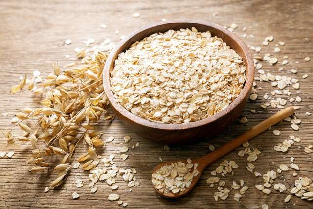 Oatmeal To Get Smooth Skin