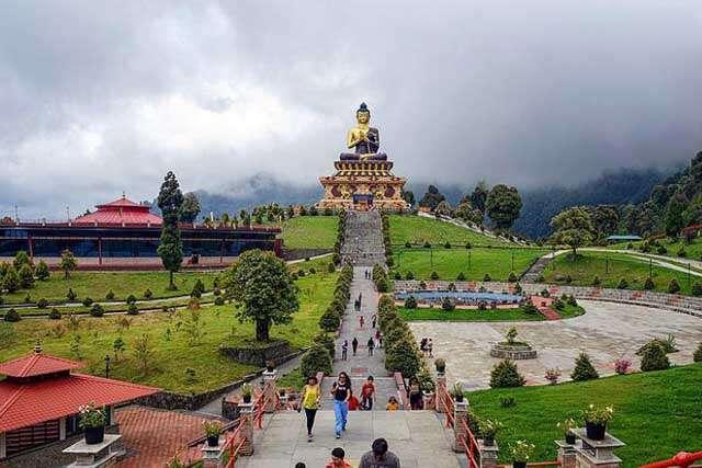 Four Indian romantic destinations
