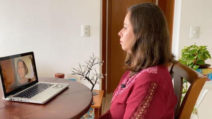 Repórter Flávia Peixoto entrevista a psicanalista Vera Iaconelli