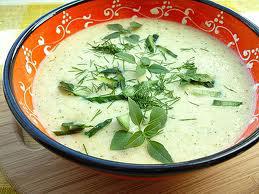 Кефирный суп со щавелем | Кулинарный блог Интернет-журнала ...