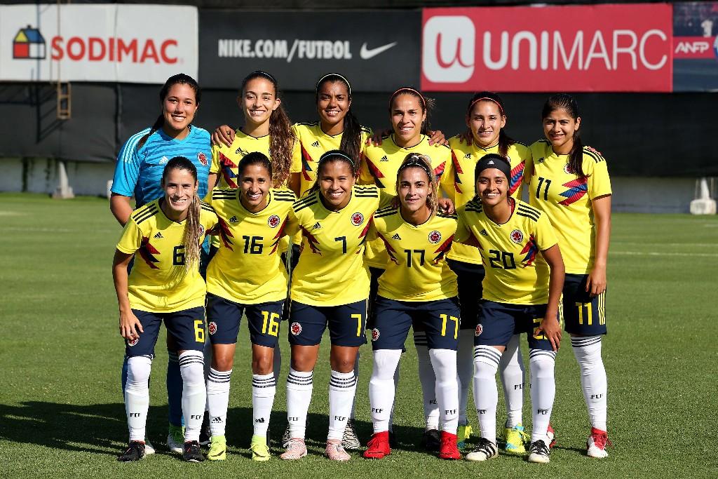 Colombia viajará a Chile con 22 jugadoras para disputar la Copa ...