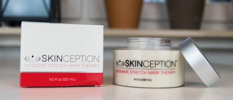 Die Skinception Intensive Stretch Mark Therapy.