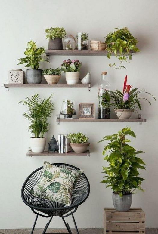 Scopri i più grandi nomi del design internazionale che hanno collaborato. 20 Cozy Planter Placement To Add More Serenity To Your Room Feminine Buzz
