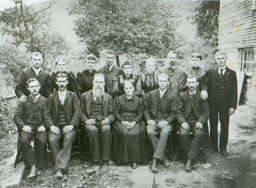 Confer Family 1898