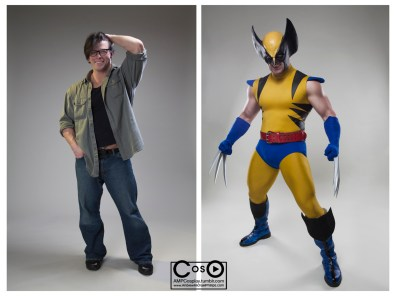 Jonathan Carroll as Wolverine