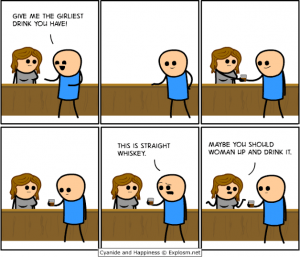 Credit: Cyanide and Happiness