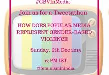 Tweetchat: How Does Popular Media Represent Gender-based Violence?