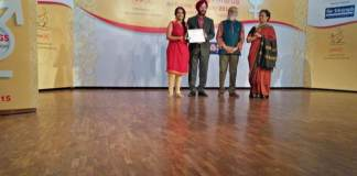 FII Wins Laadli Media & Advertising Award for Gender Sensitivity 2015
