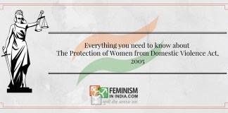 Everything You Need To Know About The Domestic Violence Act (PWDVA), 2005