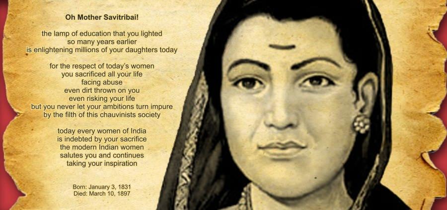 Savitribai Phule: A Pioneer In Women's Education In India