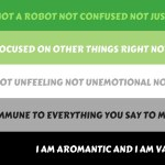 I'm Aromantic Asexual And This Is What It Means