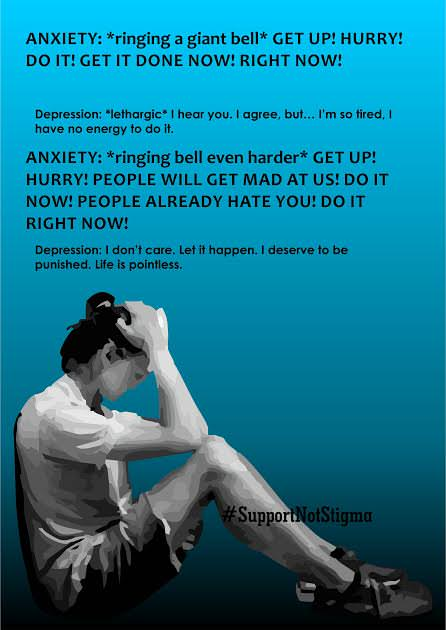 20 Crowdsourced Positive Posters On Mental Health #SupportNotStigma