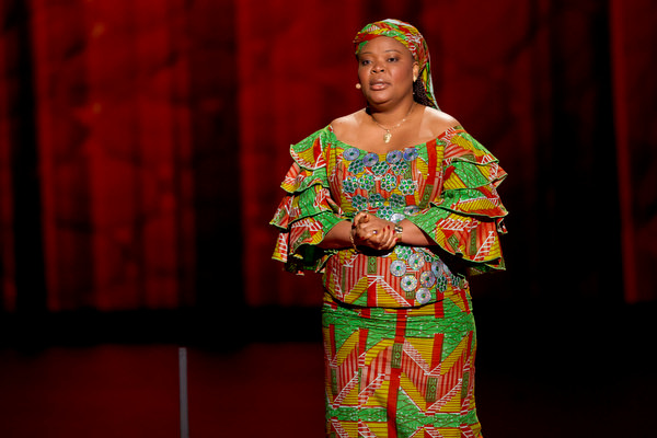 Video: Unlocking The Power Of Young Girls By Leymah Gbowee