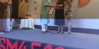 FII Wins #SM4E2017 Award For Our Campaign #DigitalHifazat