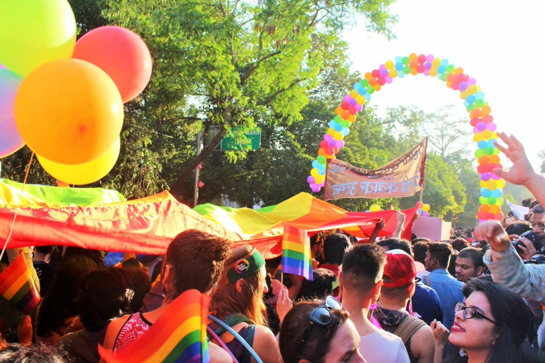 In Photos: Delhi Queer Pride 2016 Demands Freedom And Dignity For All