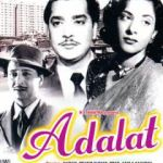 Adalat - Bollywood Movie Poster