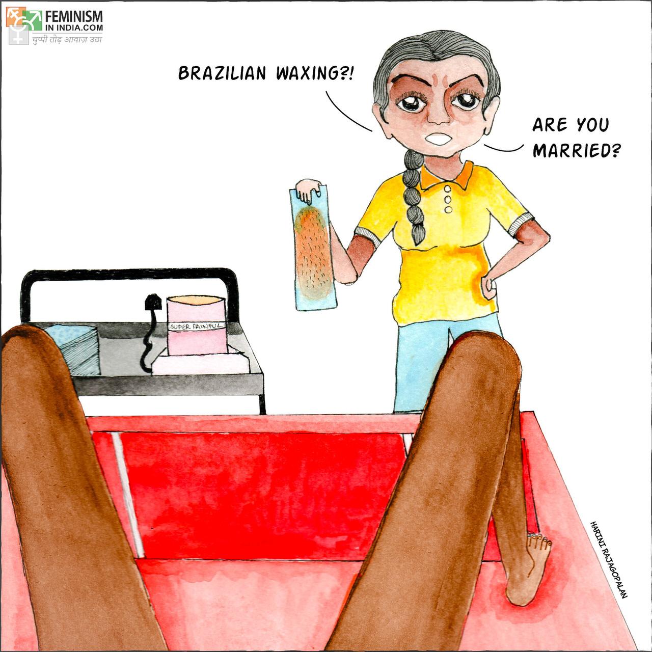 Indian Parlour Aunty
