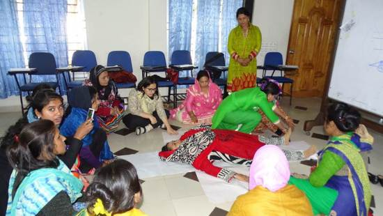 Deafblindness Educator Training Workshop on Sexuality and Disability