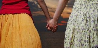 Two women holding hands, 17 & Genderqueer: Sasha's Love Story | #UnsanskariLove