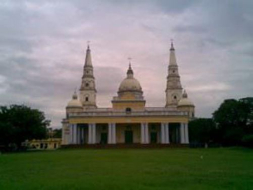 Begum Samru's Church