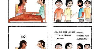 Comic: There Is No Such Thing As The Friendzone