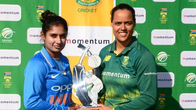 Indian Womens Cricket Team Beat South Africa And Wins Quadrangular