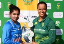 Indian Women's Cricket Team Beat South Africa And Wins Quadrangular Series