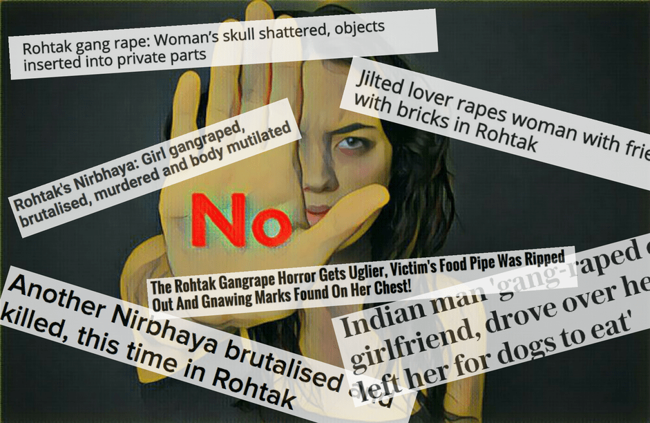 How Has The Media Reported The Rohtak Gang Rape Case?