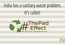 Watch: #ThePadEffect | Campaign For Sustainable Menstruation