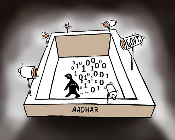 #MyBodyMyRights & Aadhar
