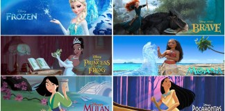Disney Ups Its Game: The Six Most Progressive Disney Princesses