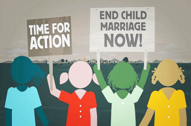 End Child Marriage