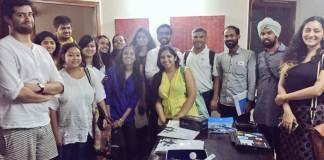 Online harassment workshop