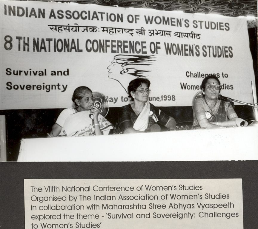 The Evolution Of Women's Studies In India   Feminism in India